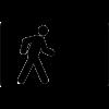 Gyalogkiséretű seprőgép